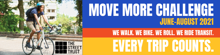 The Move More Challenge Banner